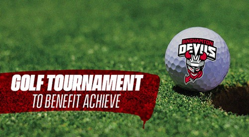 Binghamton Devils Charity Golf Tournament logo