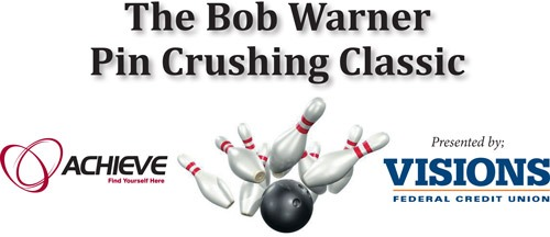The Bob Warner Pin Crushing Classic logo