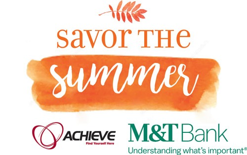 Annual Savor the Summer Logo