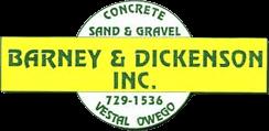 Barney & Dickenson Logo
