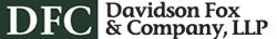 Davidson Fox Logo