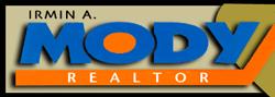 Irmin A. Mody Real Estate Logo