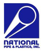 National Pipe & Plastic Logo
