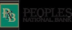 People's National Bank Logo