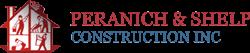 Peranich & Shelp Construction Logo