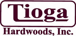 Tioga Hardwoods Logo